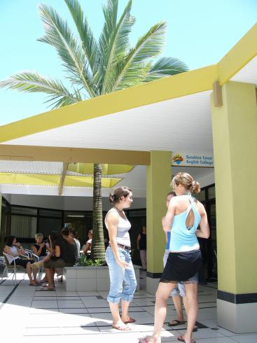 L'école Global village de Noosa