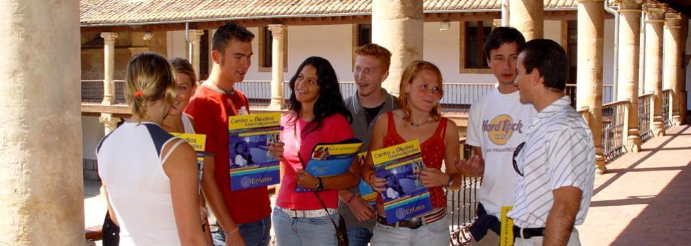 Language School Enforex Salamanca Spain Ails Study English Abroad