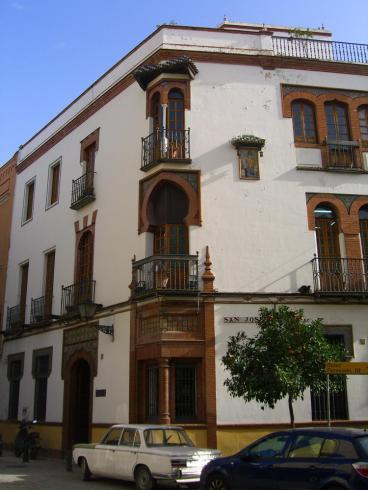 Enforex language school seville