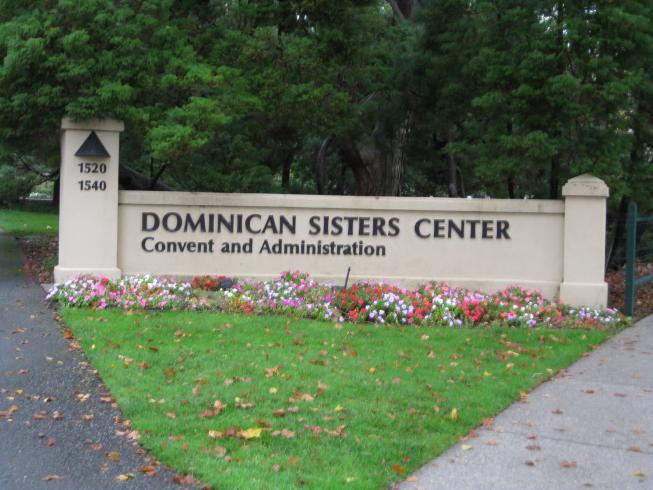 Magnifique campus de la Dominican University