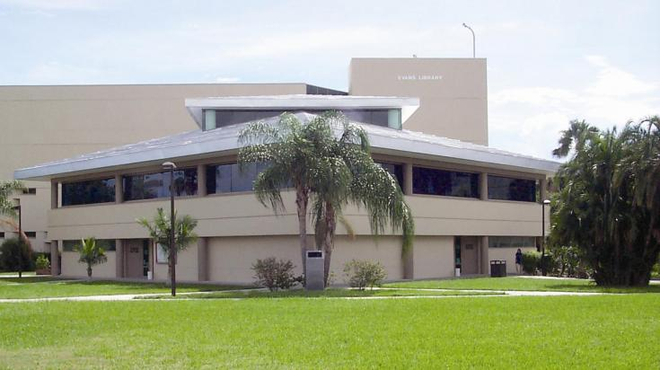 Campus du Florida institute of Technology