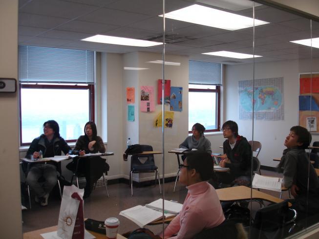 Language School Kaplan Aspect New York Usa Ails